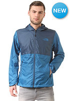THE NORTH FACE Flyweight Hooded Jacket heron blue/ensing blue