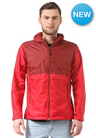 THE NORTH FACE Flyweight Hooded Jacket tnf red/rose wood red