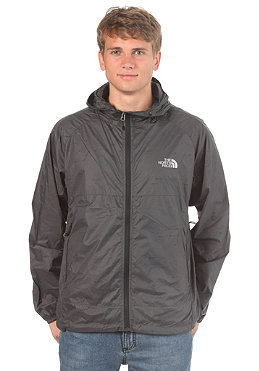 THE NORTH FACE Flyweight Jacket tnf black topo print