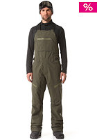 THE NORTH FACE Free Thinker Bib Snow Pant forest night green