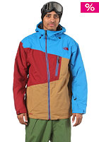 THE NORTH FACE Gonzo Ins Jacket gush red