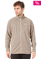 THE NORTH FACE  Gordon Lyon Full Zip Jacket dune beige heather