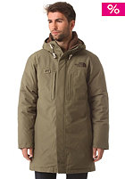 THE NORTH FACE Himalayan Long burnt olive green