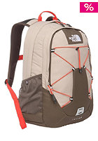 THE NORTH FACE  Jester Backpack 2012 zion orange/dune beige