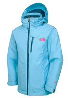 THE NORTH FACE Kids Breeze Triclimate Jacket turquoise blue