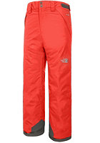 THE NORTH FACE Kids Freedom Insulated Open Gate Pant spicy orange