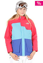 THE NORTH FACE Kids G Zone Jacket teaberry pink/ turquoise