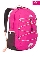 THE NORTH FACE Happy Camper Backpack fuschia pink/tnf black