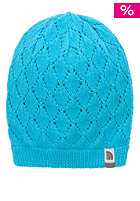 THE NORTH FACE Kids Shinto Beanie turquoise blue