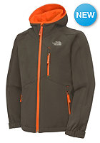 THE NORTH FACE Kids Softshell Jacket asphalt grey