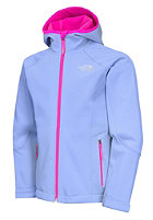 THE NORTH FACE Kids Softshell Jacket lavendula purple