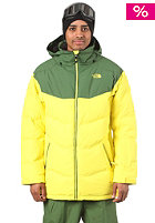 THE NORTH FACE Knuckledown Jacket energy yellow