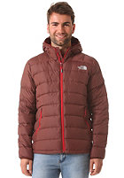 THE NORTH FACE La Paz Hooded Jacket cherry stain brown