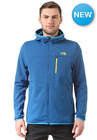 THE NORTH FACE Lixus Stretch Full Zip Hooded Jacket snorkel blue