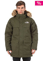 THE NORTH FACE McMurdo Parka fig green