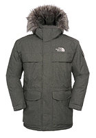 THE NORTH FACE McMurdo Parka Jacket charcoal grey heather