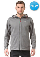 THE NORTH FACE Mittellegi Full Zip Fleece Hooded Jacket asphalt grey heather