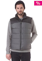 THE NORTH FACE Nuptse 2 Vest Jacket asphalt grey heather/asphalt grey