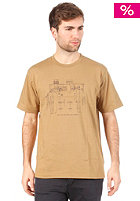 THE NORTH FACE Odd Couple S/S T-Shirt utility brown