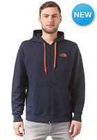 THE NORTH FACE Open Gate Full Zip Light Hooded Jacket cosmic blue
