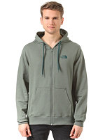 THE NORTH FACE Open Gate Full Zip Light laurel wreath green