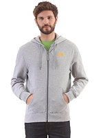 THE NORTH FACE Open Gate Hooded Zip Sweat heather grey