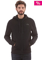 THE NORTH FACE Open Gate Hooded Zip Sweat tnf black