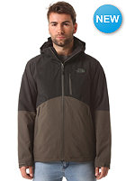 THE NORTH FACE Salire Insulated Jacket tnf black/black ink green