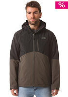 THE NORTH FACE Salire Insulated tnf black/black ink green