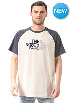 THE NORTH FACE Seasonal Print Raglan S/S T-Shirt vintage white/cosmic blue