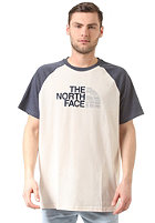 THE NORTH FACE Seasonal Print Raglan vintage white/cosmic blue