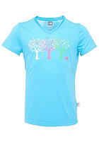 THE NORTH FACE Shady Tree Reaxion S/S T-Shirt turquoise blue