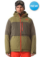 THE NORTH FACE Sickline Jacket forest night green
