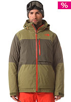 THE NORTH FACE Sickline Snow Jacket forest night green