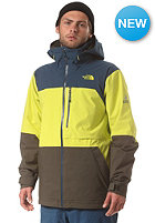THE NORTH FACE Sickline Snow Jacket sulphur spring green
