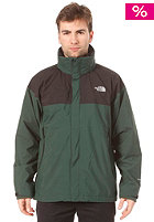 THE NORTH FACE Stratos Triclimate Jacket noah green-tnf black