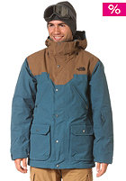 THE NORTH FACE T Dubs Jacket prussian blue