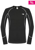 THE NORTH FACE Warm L/S Crew Neck Shirt tnf black