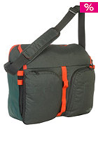 THE NORTH FACE Westing Messenger Backpack dark sage green heather/spicy orange