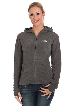 THE NORTH FACE Womens 100 Masonic Hooded Sweat 2011 graphite grey heather