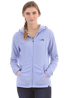 THE NORTH FACE Womens 100 Masonic Hooded Zip Sweat lavendula purple