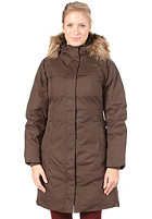 THE NORTH FACE Womens Arctic Parka Jacket 2011 bittersweet brown