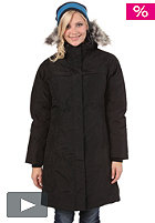 THE NORTH FACE Womens Arctic Parka Jacket 2012 tnf black