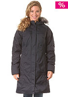 Womens Arctic Parka Jacket dark navy blue