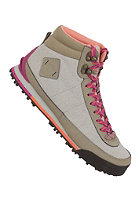 THE NORTH FACE Womens Back To Berkeley Boot fossil ivory/fuschia pink