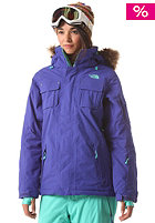 THE NORTH FACE Womens Baker Snow Jacket tech blue