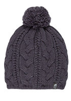 THE NORTH FACE Womens Bigsby Pom Pom Beanie greystone blue