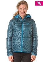 THE NORTH FACE Womens Bishkek Jacket prussian blue
