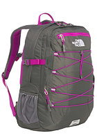 THE NORTH FACE Womens Borealis Backpack graphite grey/magic magenta
