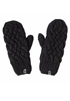 THE NORTH FACE Womens Cable Knit Mitt Glove tnf black